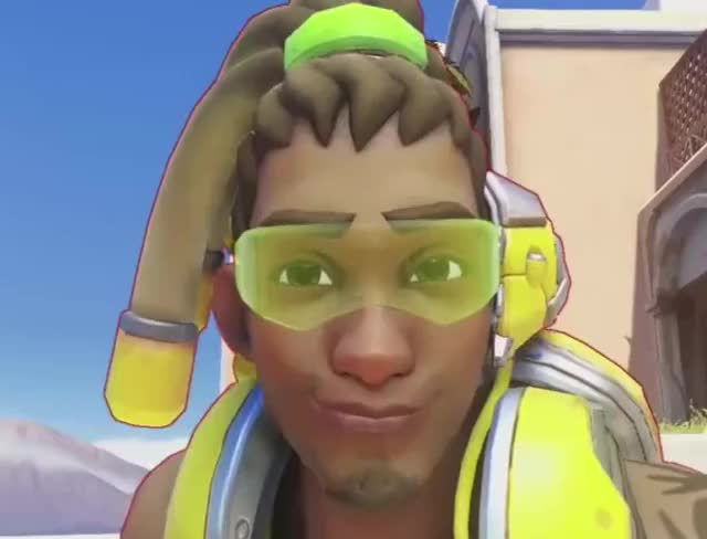 Watch and share Lucio GIFs by gunshin on Gfycat