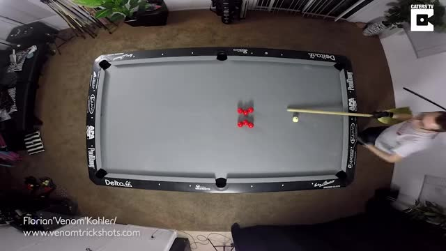 Watch Amazing Pool Trickshots Using Broom GIF by Microcosmos (@microcosmos) on Gfycat. Discover more amazing, caters, clips, cool, news, trick, tricks, trickshots, video, viral GIFs on Gfycat