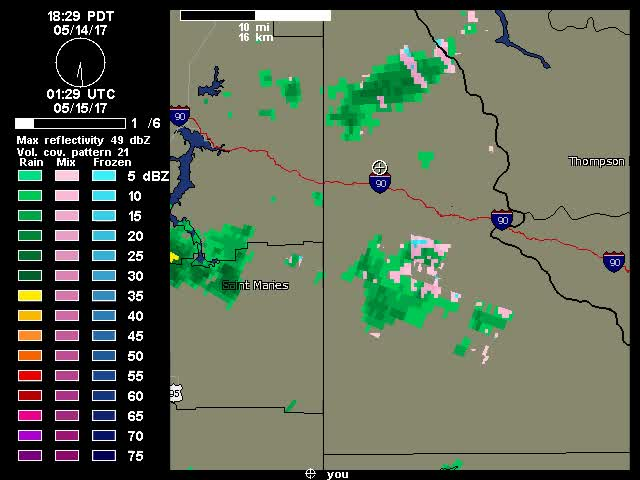 Watch and share Coeur D'Alene Radar GIFs on Gfycat