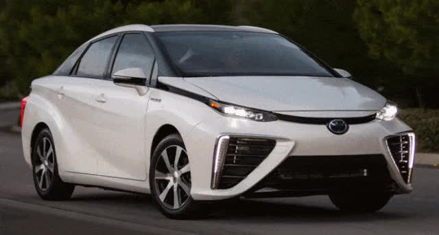 Watch and share 2016 Toyota Mirai GIFs on Gfycat