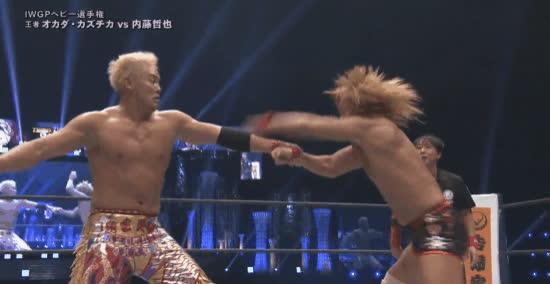 NJPW-Naito-Okada GIFs