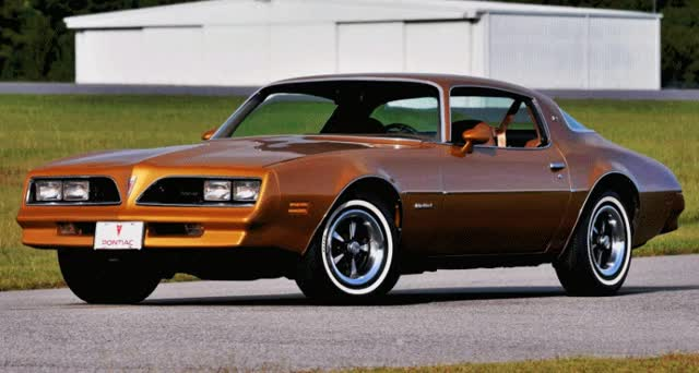 Watch and share Mecum Kissimmee 2015 Preview – Pontiac Firebird From The Rockford Files GIFs on Gfycat