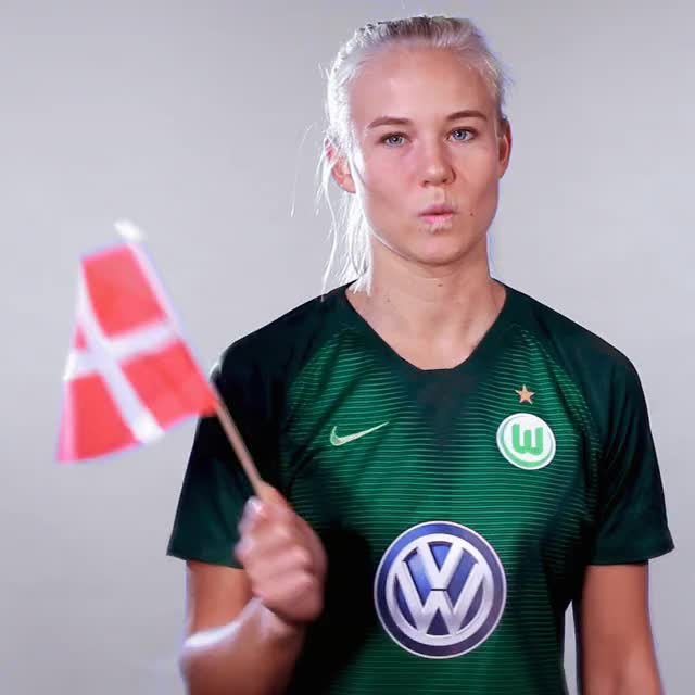 Watch and share 22 Denmark GIFs by VfL Wolfsburg on Gfycat