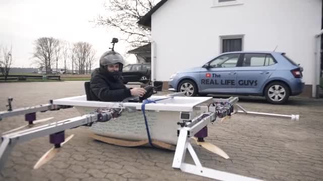 Watch and share Biggest Multicopter GIFs and Largest Drone GIFs on Gfycat