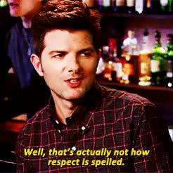 Watch and share Andy Dwyer GIFs and Adam Scott GIFs on Gfycat