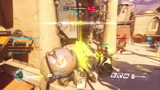 Watch this GIF by Gamer DVR (@xboxdvr) on Gfycat. Discover more Forthehorde80, OverwatchOriginsEdition, xbox, xbox dvr, xbox one GIFs on Gfycat