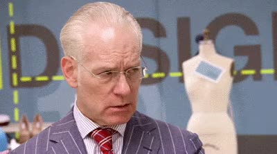 Watch and share Tim Gunn GIFs on Gfycat