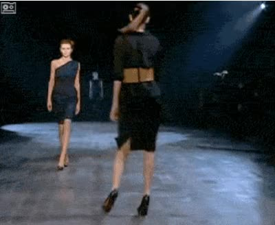Watch Walking in heels struggles GIF  GIF on Gfycat. Discover more related GIFs on Gfycat