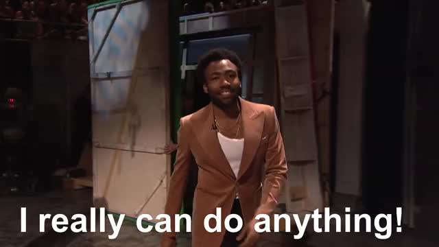 Watch and share Saturday Night Live GIFs and Donald Glover GIFs by dcmarvellegend on Gfycat