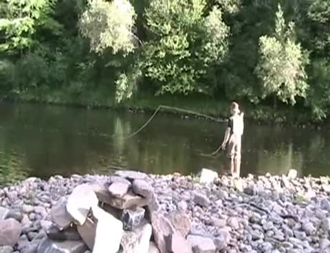 Fishing, Flyfishing GIFs