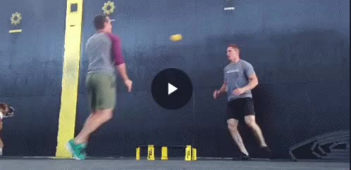 Watch Spikeball Crossfit GIF on Gfycat. Discover more related GIFs on Gfycat