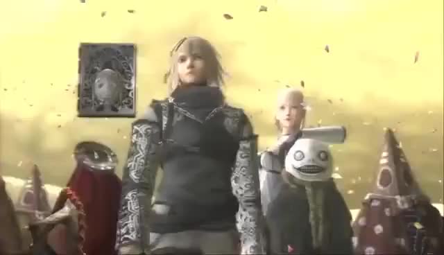 Watch Nier GIF on Gfycat. Discover more Nier GIFs on Gfycat