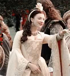Watch and share Natalie Dormer GIFs and Anne Boleyn GIFs on Gfycat