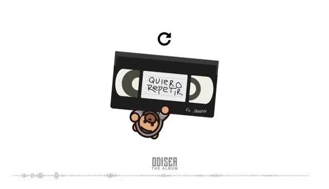 Watch and share 08. Quiero Repetir - Ozuna Feat J Balvin ( Audio Oficial ) | Odisea GIFs on Gfycat