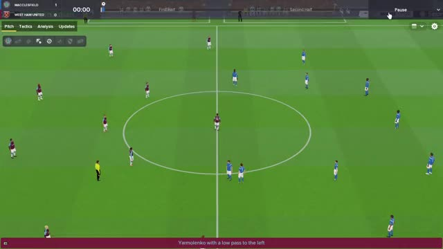 Watch and share Football Manager 2018 22 02 2019 09 31 03 Trim GIFs on Gfycat