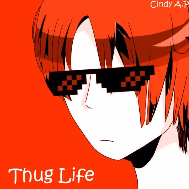 Watch and share Thug Life GIFs on Gfycat