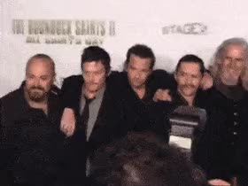 Watch and share Norman Reedus GIFs by Norman-Freak89 on Gfycat