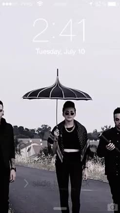 Watch and share Pvris St Patrick GIFs and Brian Macdonald GIFs on Gfycat