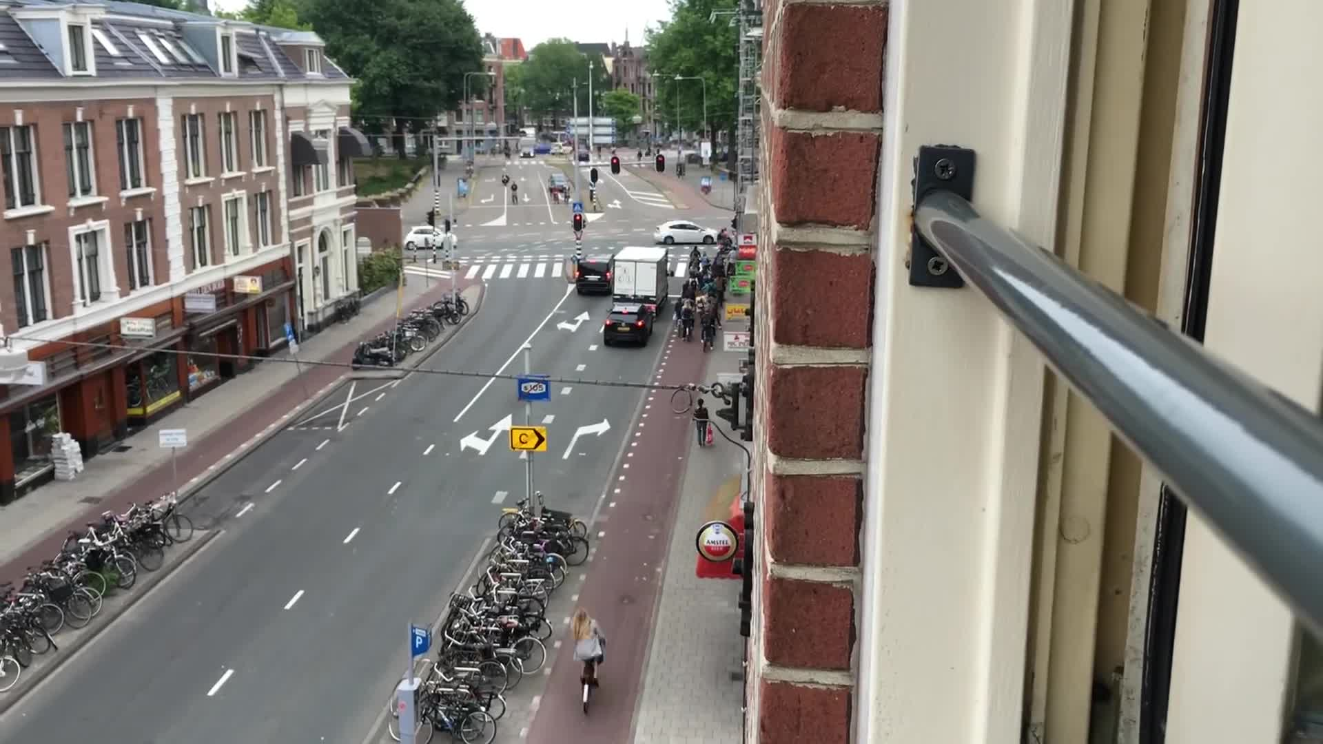 Rush hour in Amsterdam GIFs