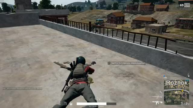 Watch and share Short Version Of: Https://www.reddit.com/r/PUBATTLEGROUNDS/comments/78ew19/what_is_this_shit/ GIFs on Gfycat