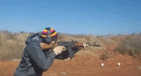 Watch ak 47 GIF on Gfycat. Discover more related GIFs on Gfycat