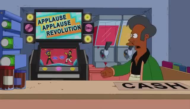 Watch The Griffins meet Apu GIF on Gfycat. Discover more Crossover, Family Guy, The Simpsons GIFs on Gfycat