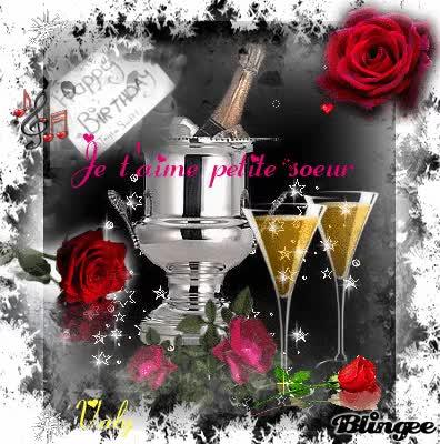 Joyeux Anniversaire Petite Soeur Jtmm Lt 3 Gif Find Make Share