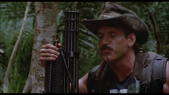 Watch Predator (1987) End Credits GIF on Gfycat. Discover more Predator GIFs on Gfycat