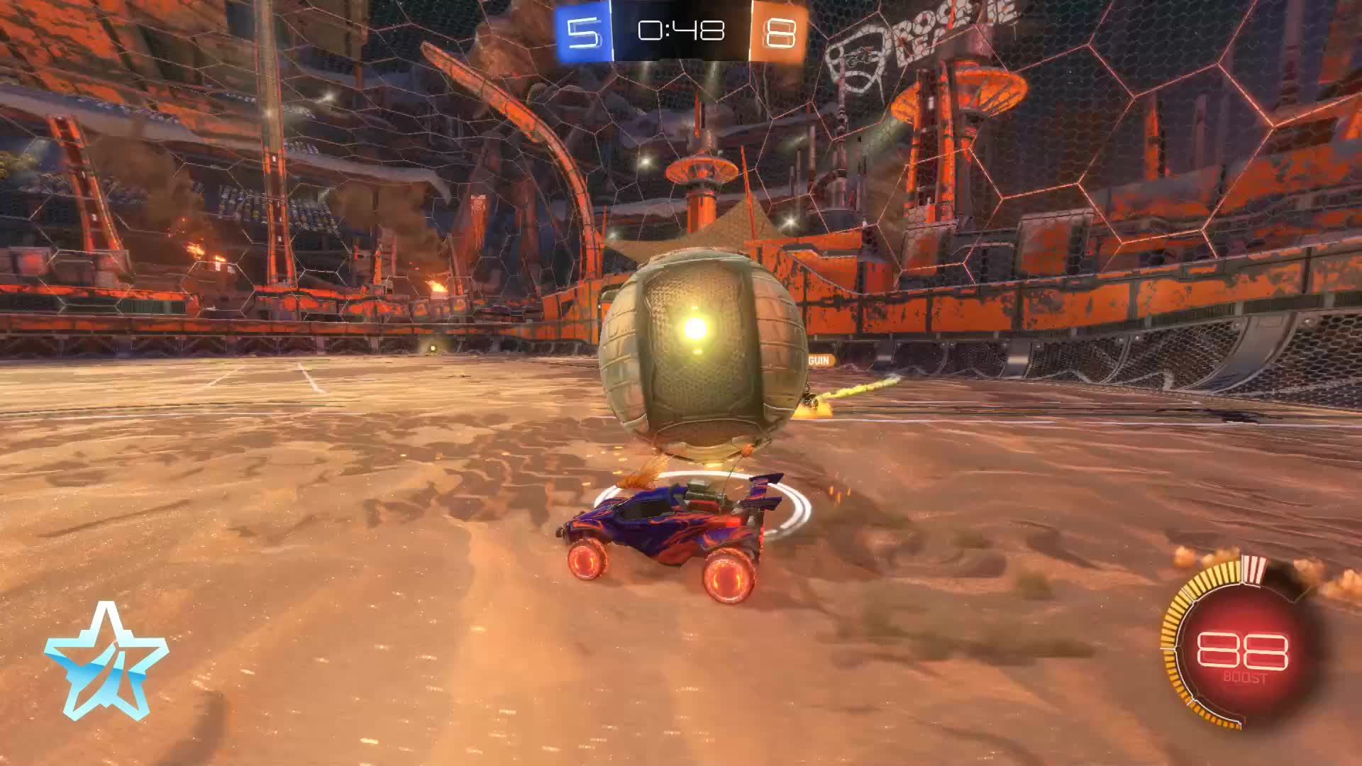 Gif Your Game, GifYourGame, Goal, ItIsK3vin, Rocket League, RocketLeague, Goal 14: ItIsK3vin GIFs