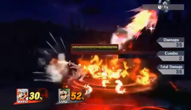 Watch Smash 4 Roy's Final Smash GIF on Gfycat. Discover more related GIFs on Gfycat