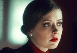 Watch and share Katharine Isabelle GIFs and This Is My Design GIFs on Gfycat