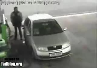 Watch Guy hit by truck wheels GIF on Gfycat. Discover more Guy, hit, truck, wheels GIFs on Gfycat