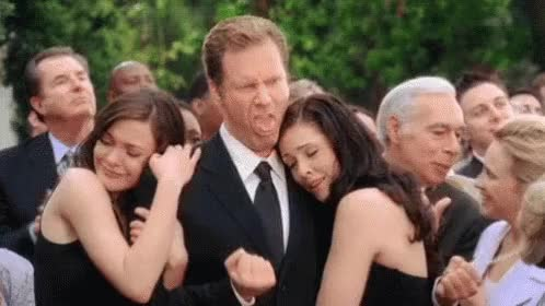 Watch and share Wedding Crashers GIFs on Gfycat