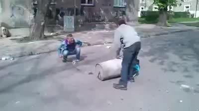 Polska Bazooka fail GIFs