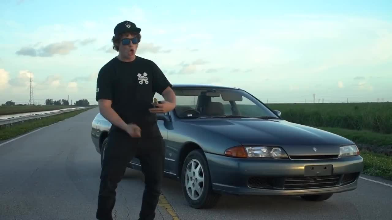 WILL PROJECT SKYLINE SURVIVE 1200 MILES?? GIFs