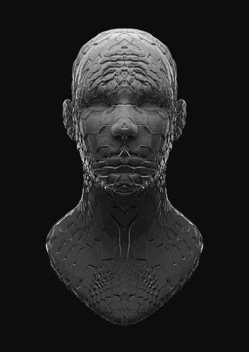 Watch and share The Procedural Generation Of Faces GIFs on Gfycat