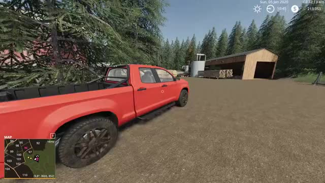 Watch and share FS19 20200105 02323313 Fuel Trailer Attach GIFs by camo09 on Gfycat