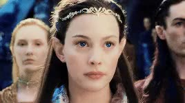 Watch this liv tyler GIF on Gfycat. Discover more 1000, 2000, Liv Tyler, arwen, lotr, lotredit, my gifs, the lord of the rings, tolkienedit GIFs on Gfycat