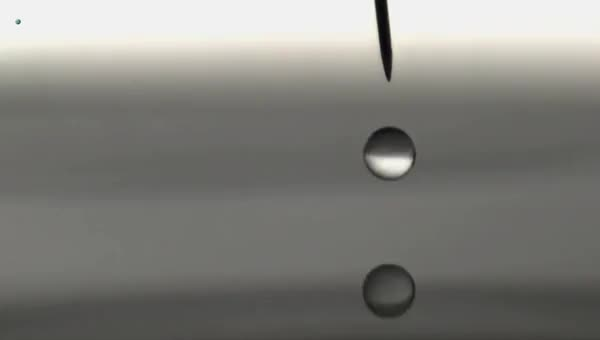 Watch and share Bouncing Droplet GIFs on Gfycat