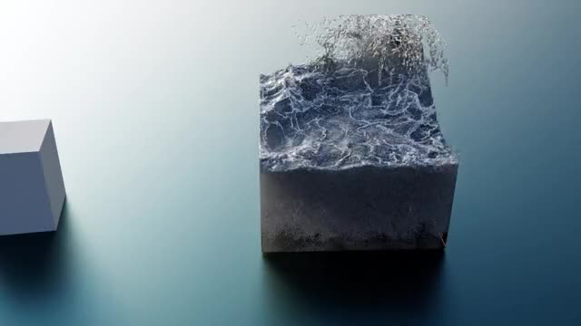 Watch and share Fluid In An Invisible Box750-720p GIFs on Gfycat