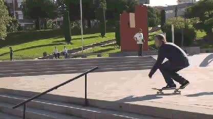 skateboarding Skateboarding gif Albert Nyberg GIFs
