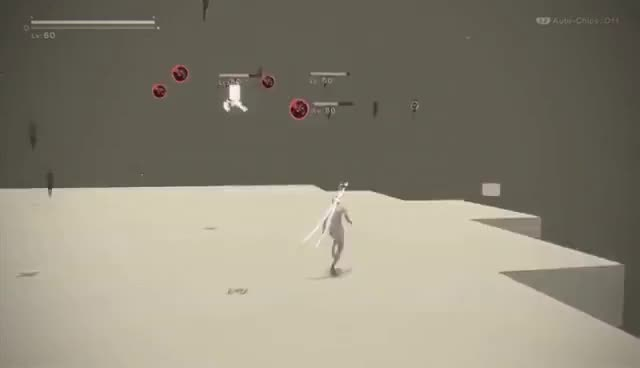 Watch NieR: Automata | Red Girl Masterminds GIF on Gfycat. Discover more related GIFs on Gfycat