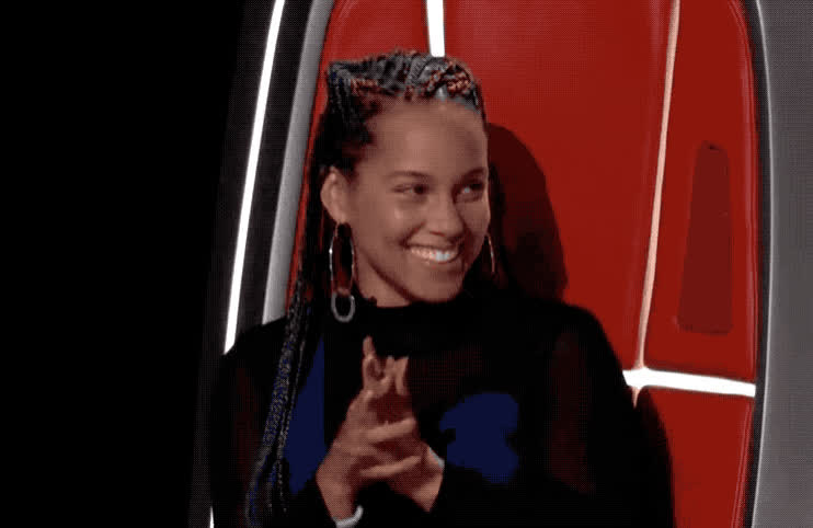 alicia, ashamed, aw, aww, awww, block, blush, blushing, cute, cutie, embarrassed, justin, keys, kilgore, shame, shy, sweet, the, tomorrow, voice, Alicia Keys - Awww GIFs