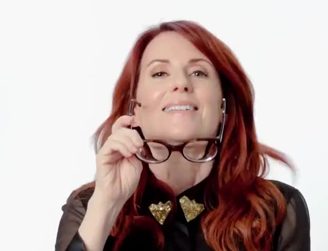 Watch and share Megan Mullally GIFs and Deal With It GIFs by Reactions on Gfycat