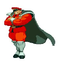 Watch and share M. Bison 01 GIFs on Gfycat