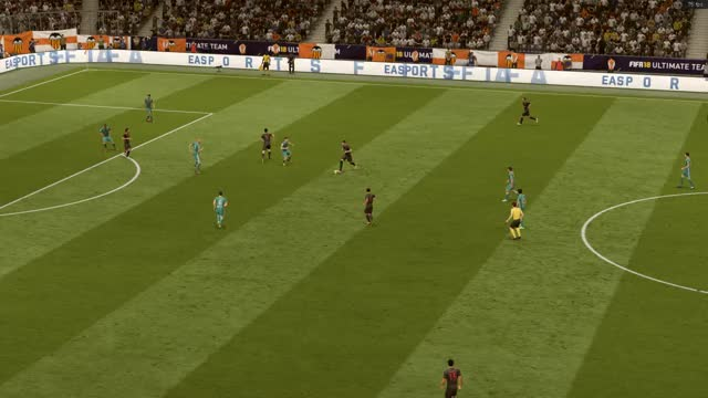Watch and share FIFA 18 Firmino 04 GIFs on Gfycat