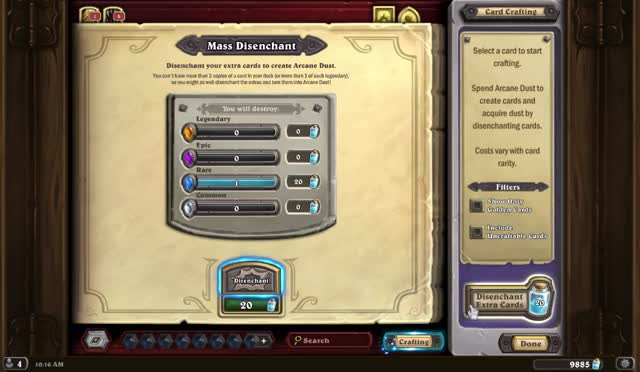 Watch and share Hearthstone 2019-10-04 10-17-00 GIFs on Gfycat
