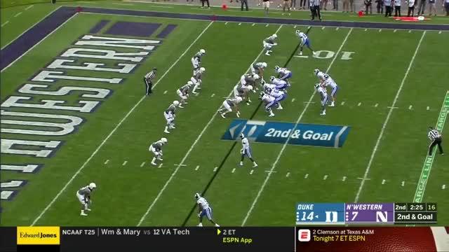 Watch FFFF NW D04 McGee RPO'd GIF by Seth Fisher (@mgoseth) on Gfycat. Discover more football GIFs on Gfycat