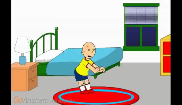 Watch and share Caillou GIFs on Gfycat