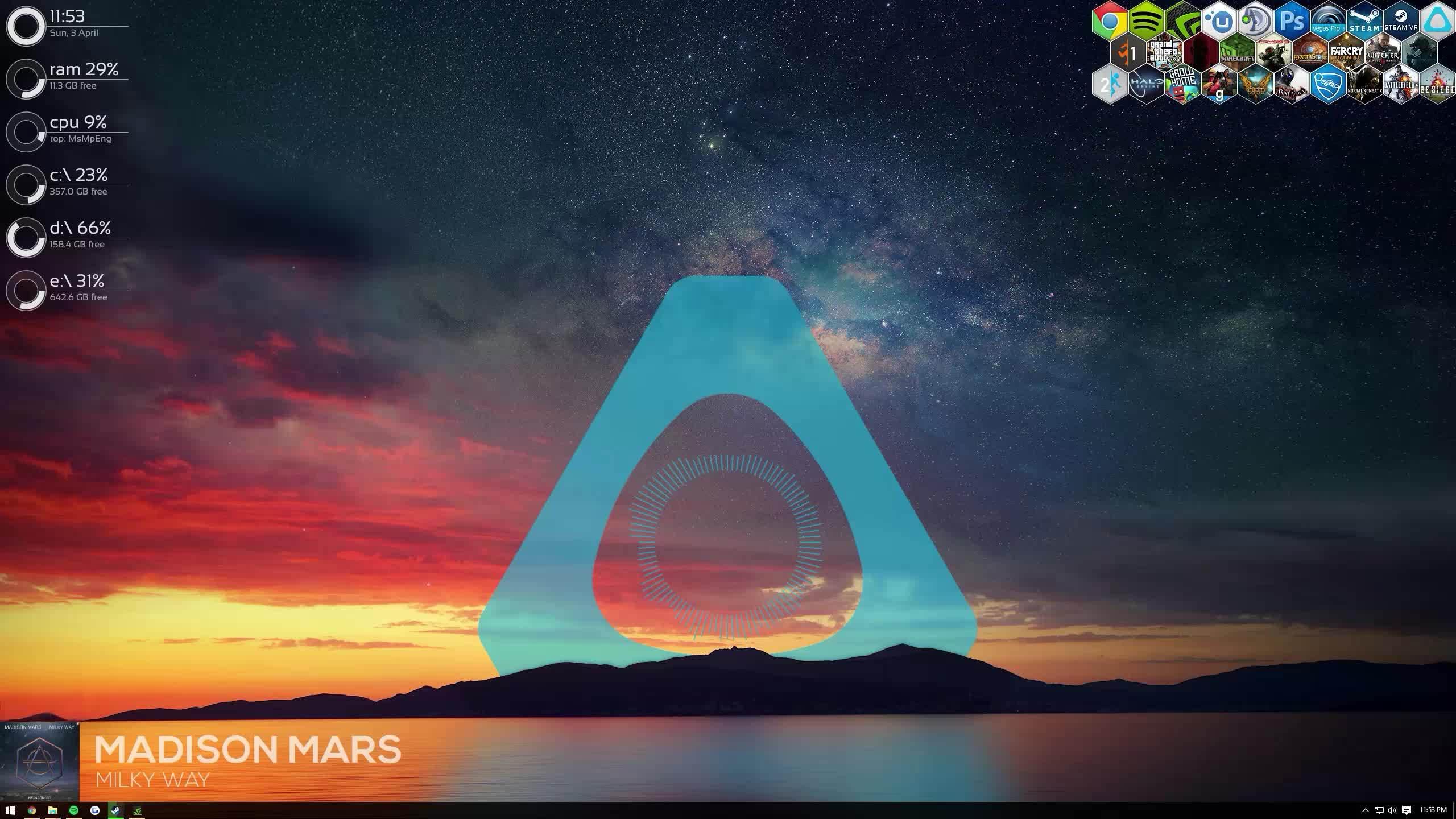desktops, vive, vr, Vive Desktop GIFs